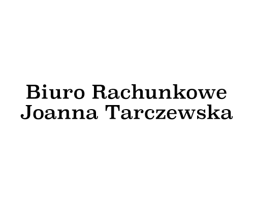 Biuro Rachunkowe Joanna Tarczewska logo